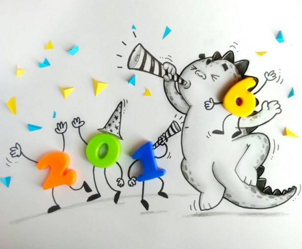Creative Interactive Drawings