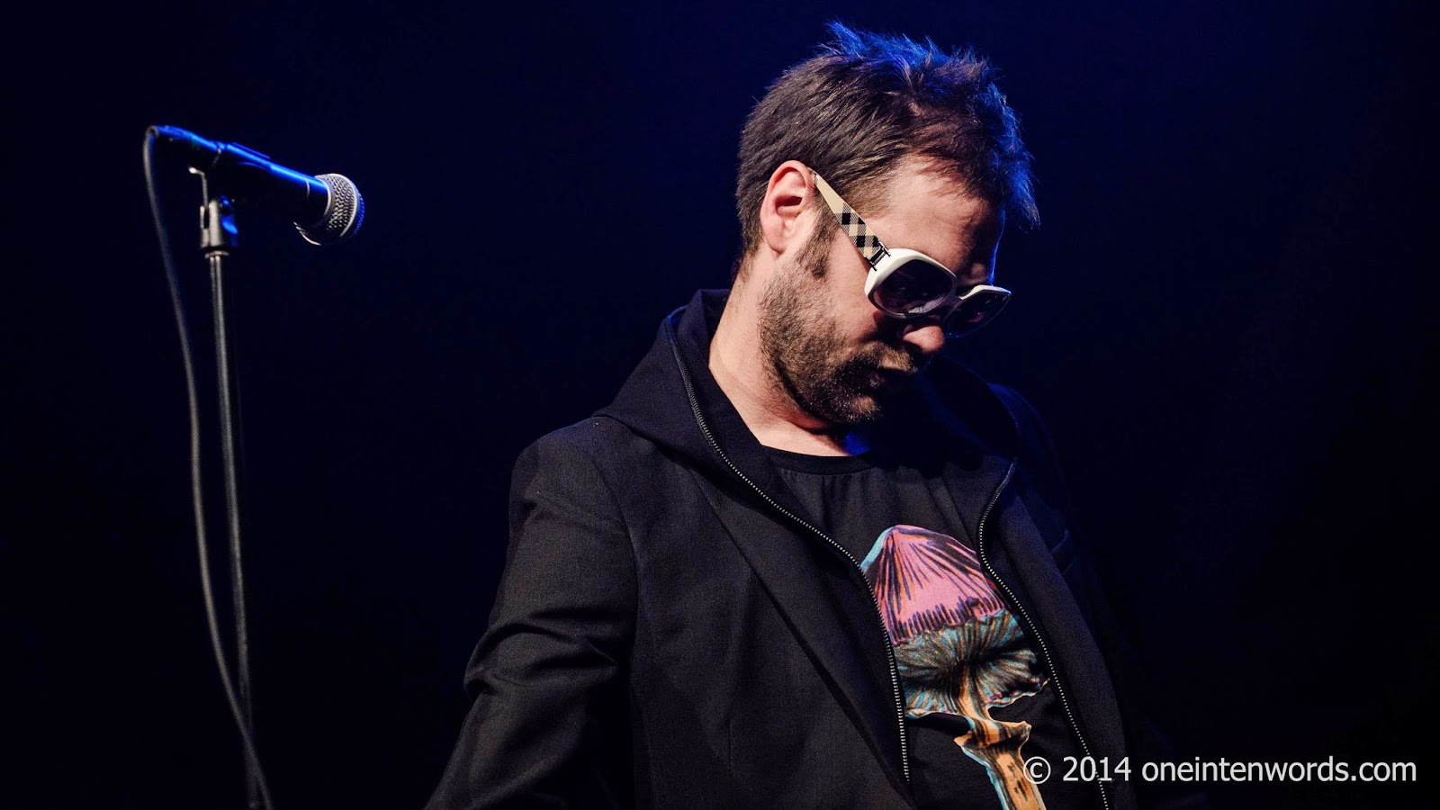 Kasabian at Sound Academy in Toronto September 30, 2014 Photo by John at One In Ten Words oneintenwords.com toronto indie alternative music blog concert photography pictures