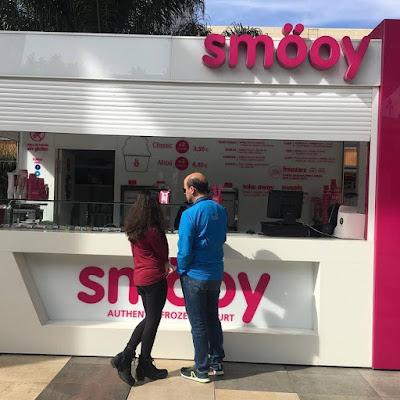 Centro Comercial, Thader, Murcia, Smooby