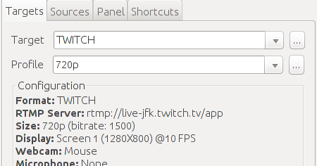 Hot Coding!: How to stream to Twitch tv with ScreenStudio