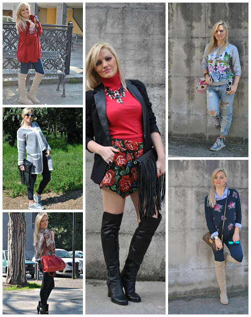 recap outfit marzo 2016 march outfit recap outfit primaverili spring outfit outfit marzo 2016 march outfit mariafelicia magno fashion blogger color block by felym fashion blogger italiane fashion blog italiani fashion blogger milano blogger italiane blogger italiane di moda blog di moda italiani ragazze bionde blonde hair blondie blonde girl fashion bloggers italy italian fashion bloggers influencer italiane italian influencer