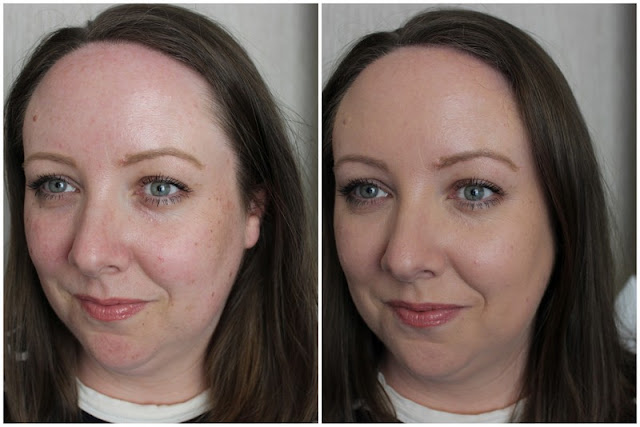 Too Faced Born This Way Review Before & After Photos