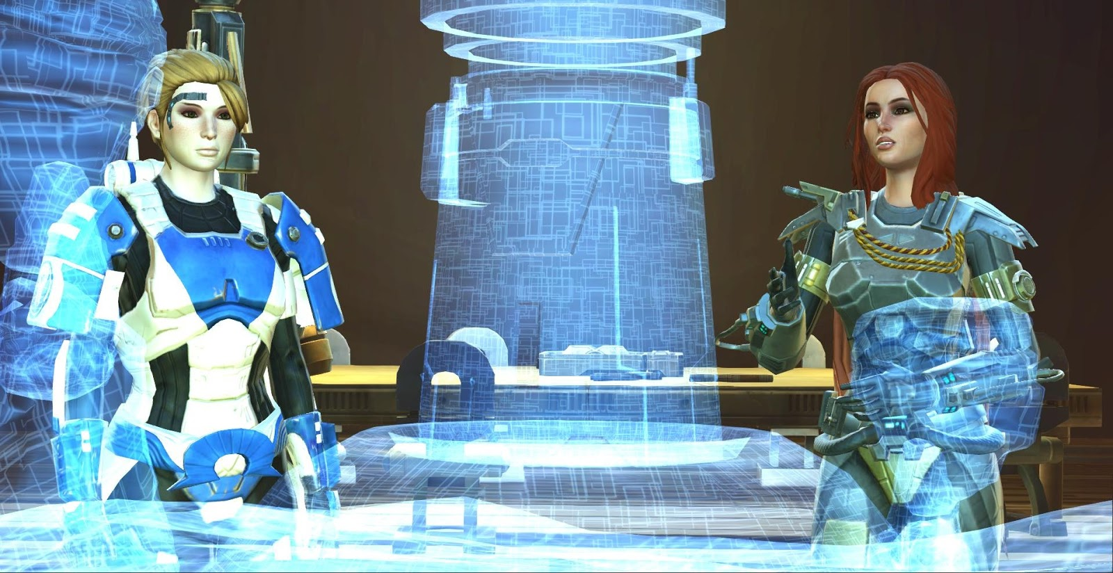Going Commando | A SWTOR Fan Blog: The Best Classes to Take
