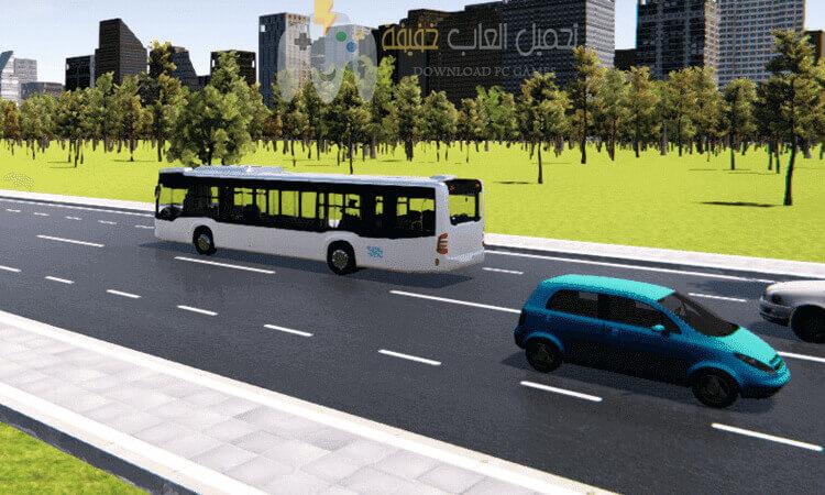 تحميل لعبة Bus Simulator 2018 للكمبيوتر وللاندرويد بحجم صغير