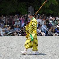 京都御苑・葵祭