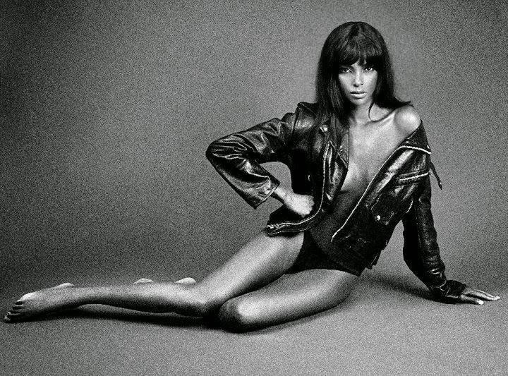 modelo negra/ black Model