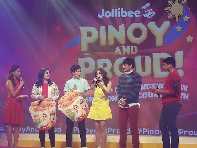 Legazpi Family for Jollibee