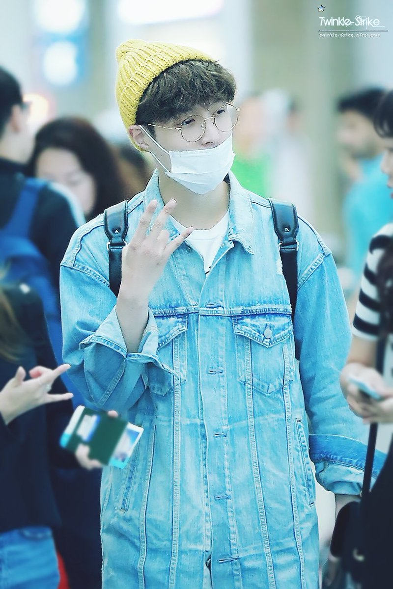 [FANTAKEN] 170818 Lay at Incheon Airport to Shanghai