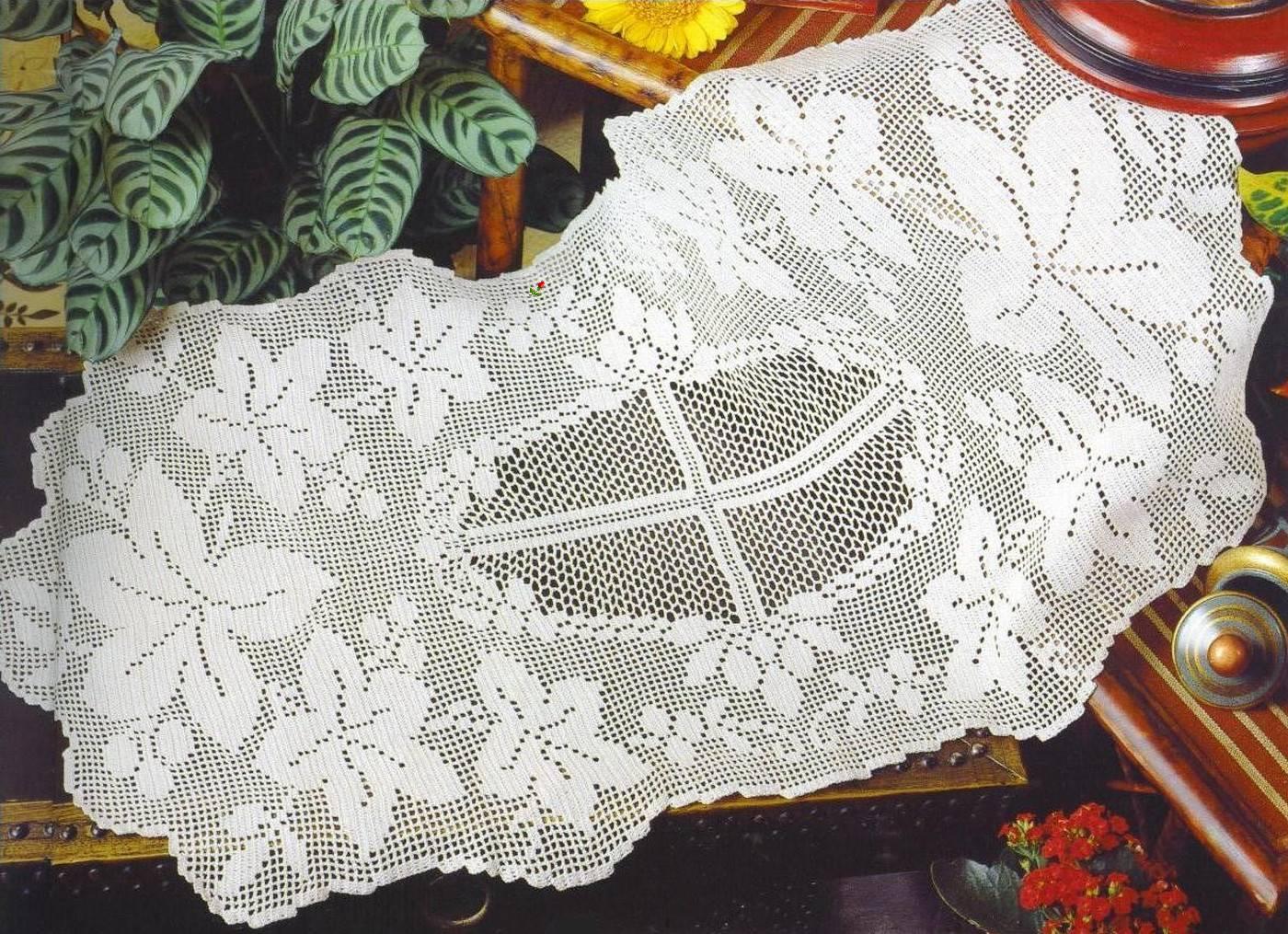 2854f985df17 Victoria - Handmade Creations   2 σχέδια για σεμέν πλεκτά με το βελονάκι