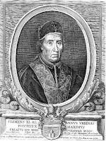 Papa  Clemente XI  (1649-1721).