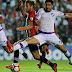 Estudiantes se llevó un empate de Uruguay en su debut copero