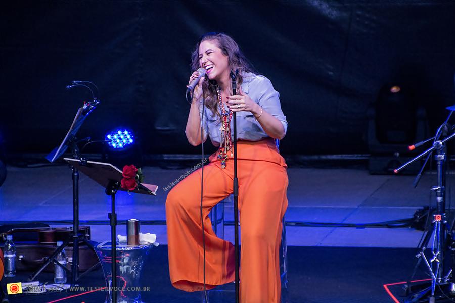 #EuFui Show: Samba da Maria - Maria Rita