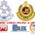 Semak Saman Trafik, PDRM, JPJ Dan AES Online