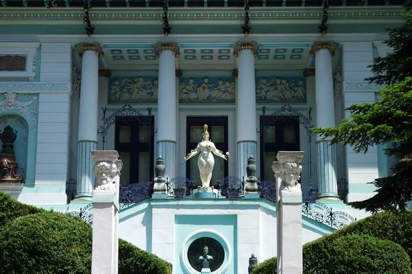 vienne ernst fuchs museum otto wagner villa