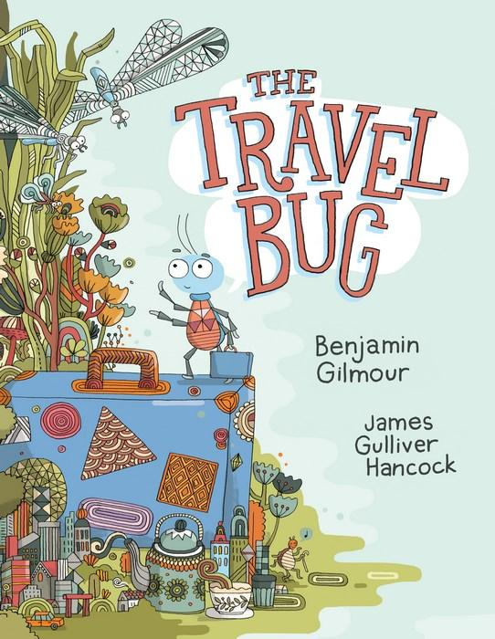 Travel Bug: Kids' Book Review: Review: The Travel Bug