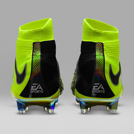 The new Nike EA Sports FIFA 18 football boot will be launched on September  25 55cdf6be3be