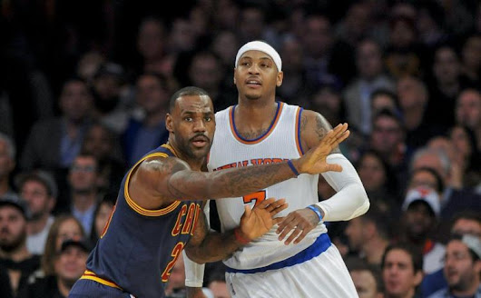 Bring Carmelo to Cleveland