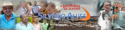 Resultado de imagem para imagens da marca do blog do silverio alves