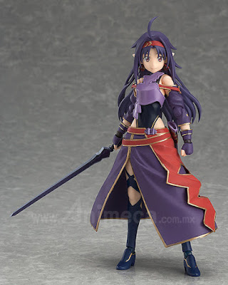 Figura Yuuki figma Sword Art Online II (SAO II)