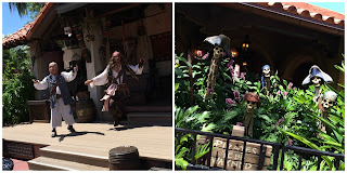 jack sparrow adventure land disney world