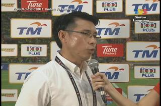 Terkini Perlawanan Akhir Piala Malaysia Selangor 0 VS Kedah 1