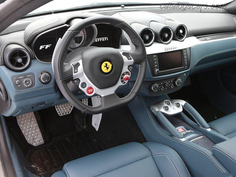 صور سيارة فيرارى FF سلفر 2013 - اجمل خلفيات صور عربية فيرارى FF سلفر 2013 - Ferrari FF Silver Photos Ferrari-FF-Silver-2012-24.jpg