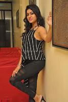 Akshida in Black Tank Top at Kalamandir Foundation 7th anniversary Celebrations ~  Actress Galleries 058.JPG