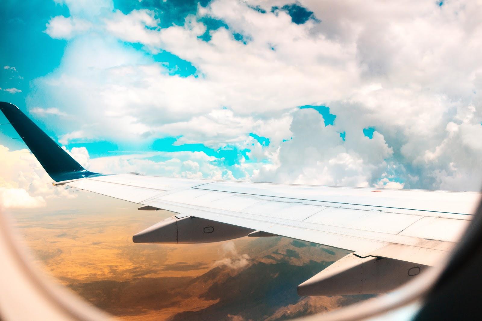 Mój pierwszy raz w samolocie RYANAIR - zdjęcia i rady dla początkujących