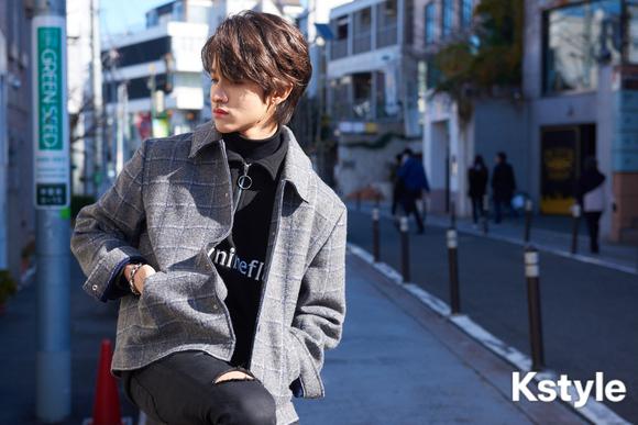 Kim Samuel in Harajuku by Kstyle