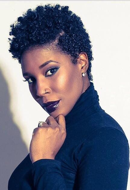 Cortes Para Pelo Afro Mujer Peinados Con Trenzas