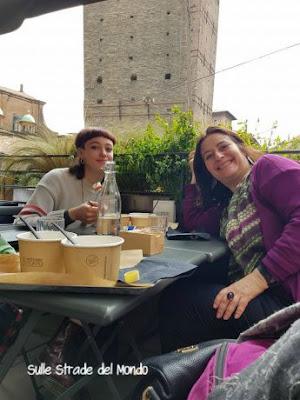Dove mangiare a Bologna con vista torri