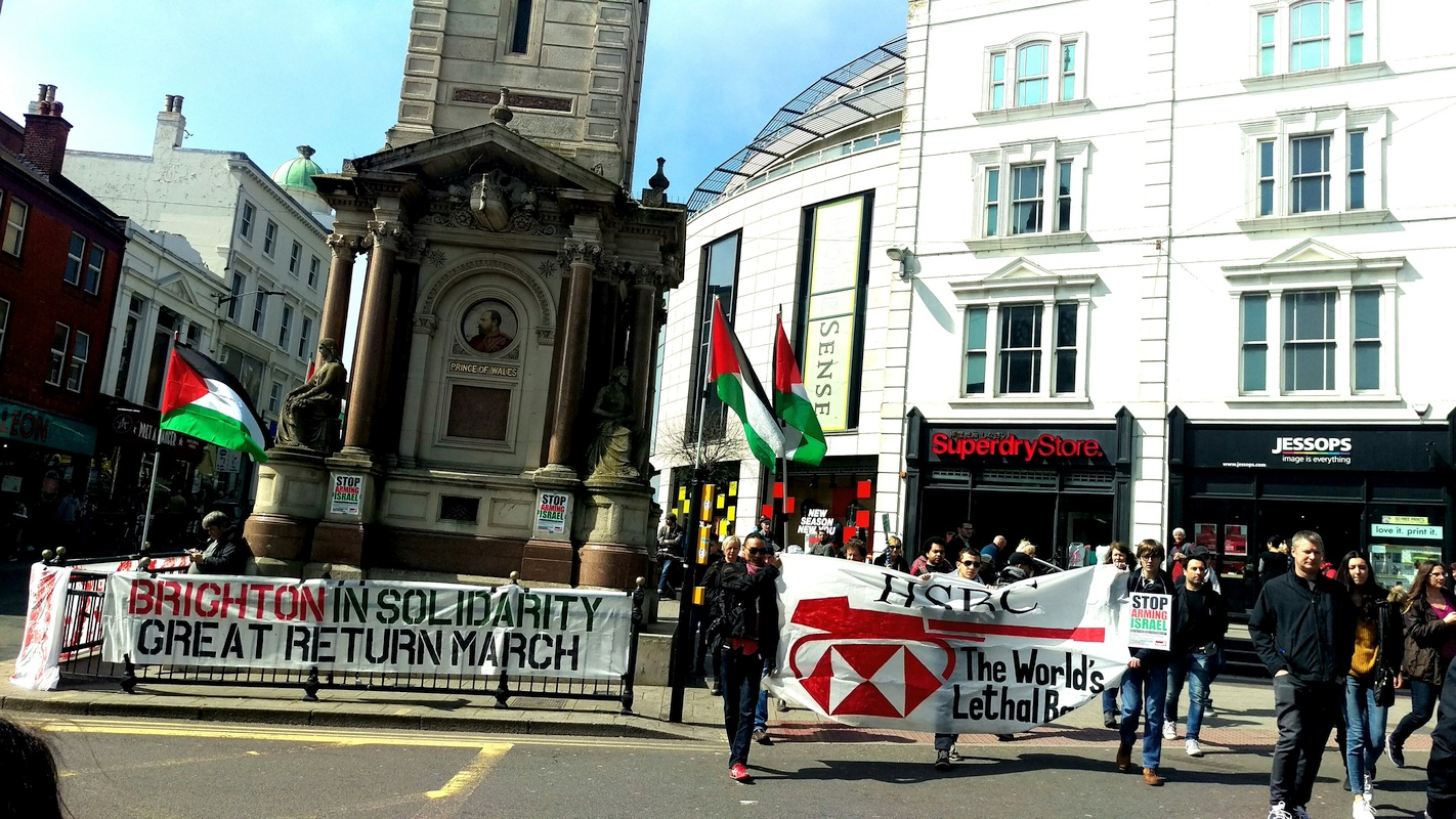 Tony Greenstein Blog: Tony Greenstein's Blog: A Weekend Of Solidarity With The