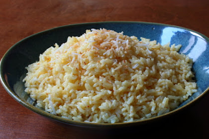 Savory Coconut Rice – Sugar-Free together with Easy