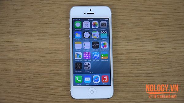 Iphone 5 cũ bản quốc tế đã qua sử dụng