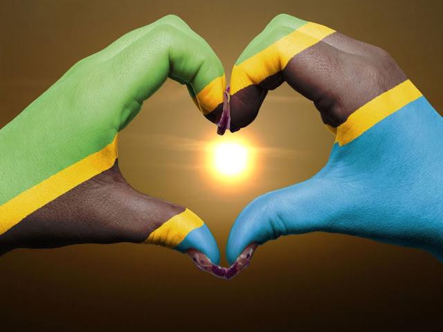New Audio Tanzania Artist's - Tanzania Nakupenda
