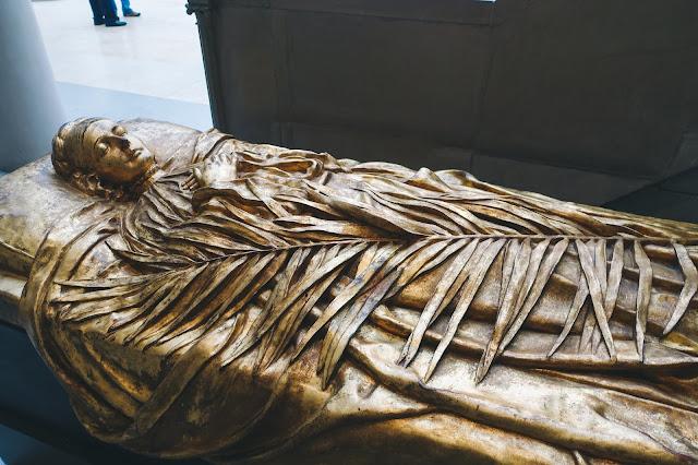 Tomb Effigy of Elizabeth Boott Duveneck