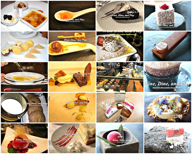 Australian desserts and more is the feature on Wine Dine And Play