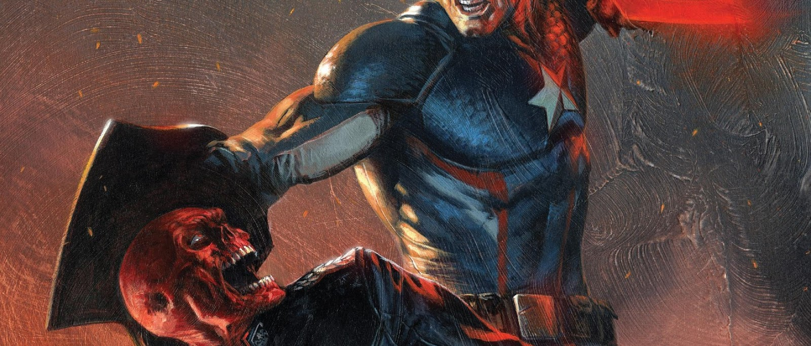 Weird Science DC Comics: Captain America: Steve Rogers #15