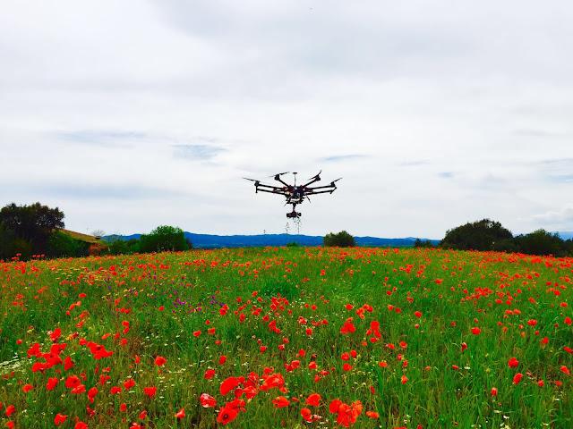 Viene un inicio de mayo cargadito de #Drones , 6 eventos @LLeidaDrone Actividad non stop !!!