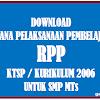 Kumpulan Rpp Sekolah/Madrasah (SMP/MTs) Kurikulum KTSP Semua Mata Pelajaran Semua Kelas - Galeri Guru