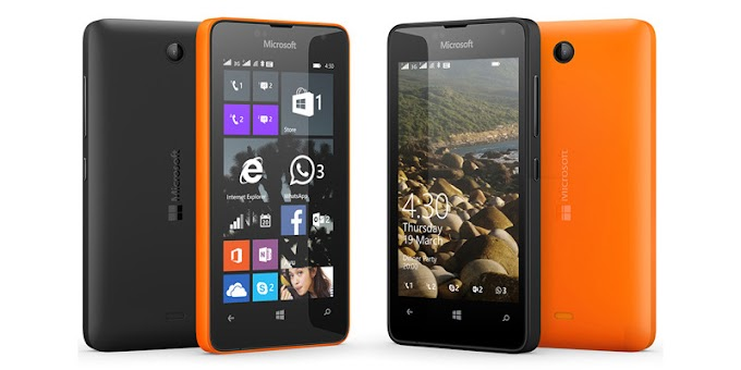 Microsoft Lumia 430 officially announced as the most affordable Lumia to date at $70