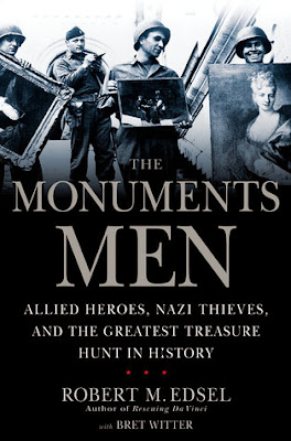 The Monuments Men by Robert M. Edsel and Bret Witter – Book Cover