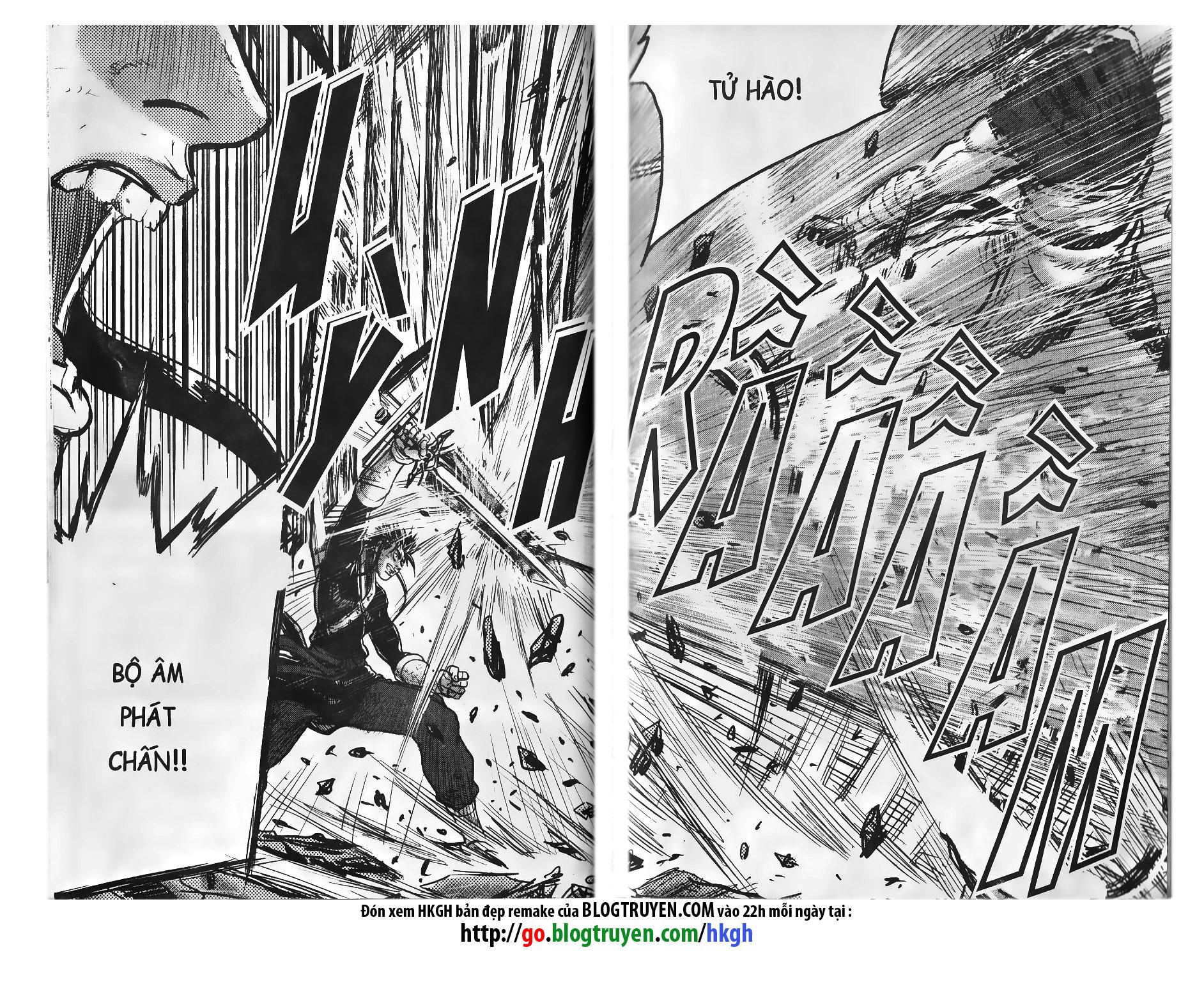 Hiệp Khách Giang Hồ Chap 386