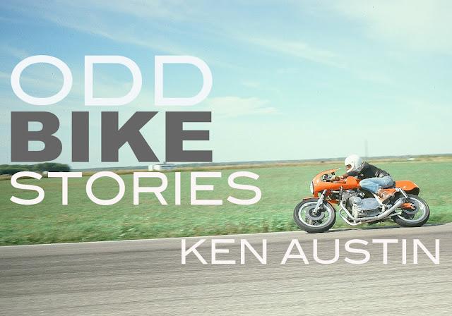 OddBike Stories: Ken Austin