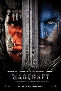 Assistir Warcraft: O Primeiro Encontro de Dois Mundos Dublado Online HD
