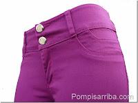 Pantalones colombianos de mayoreo Jeans levanta pompis