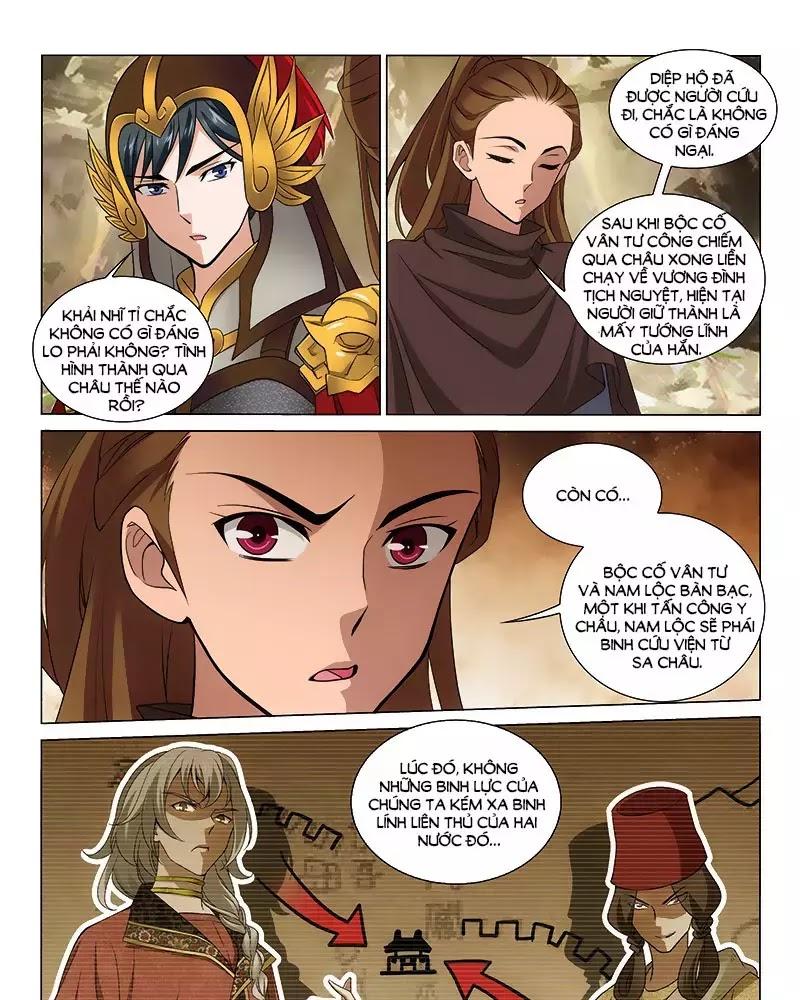 Vương Gia ! Không Nên A ! Chapter 292 - Trang 5
