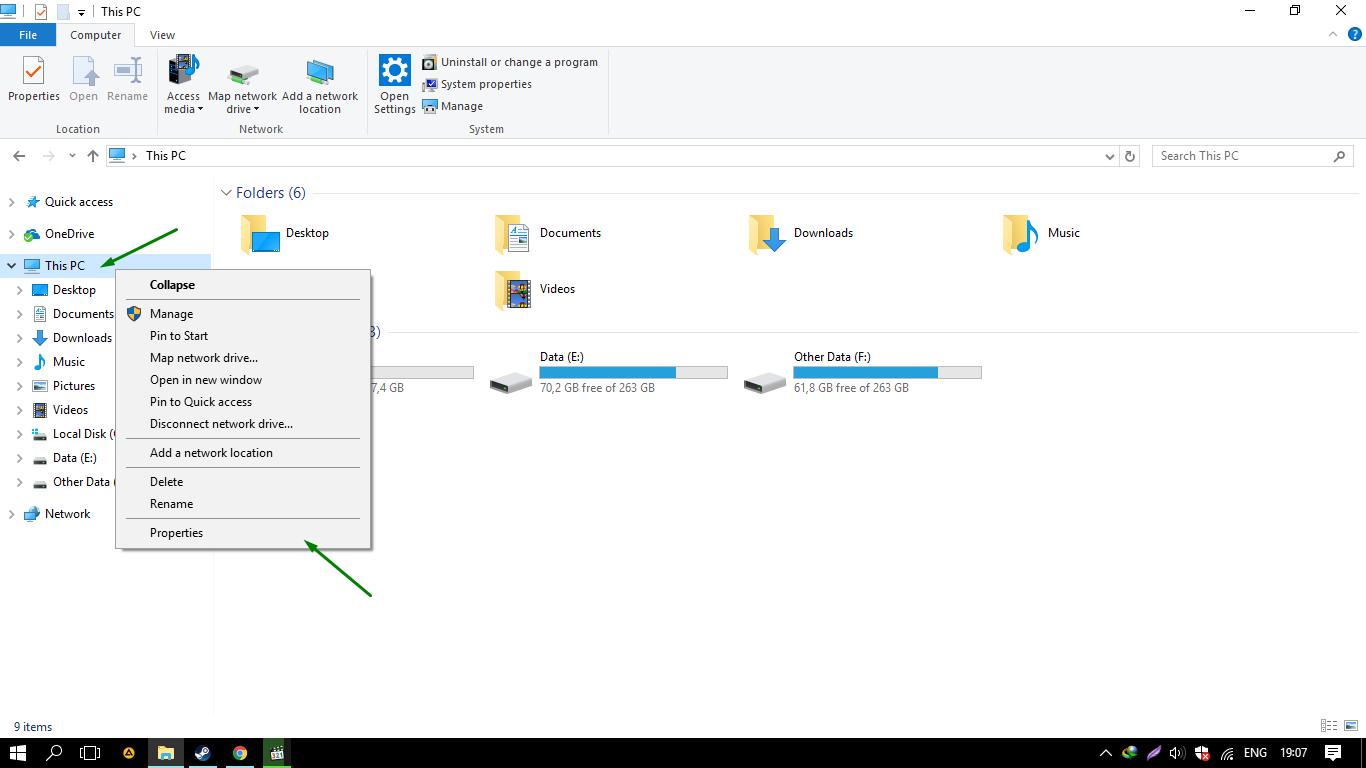 Cara Mengetahui Versi Windows 32bit atau 64bit