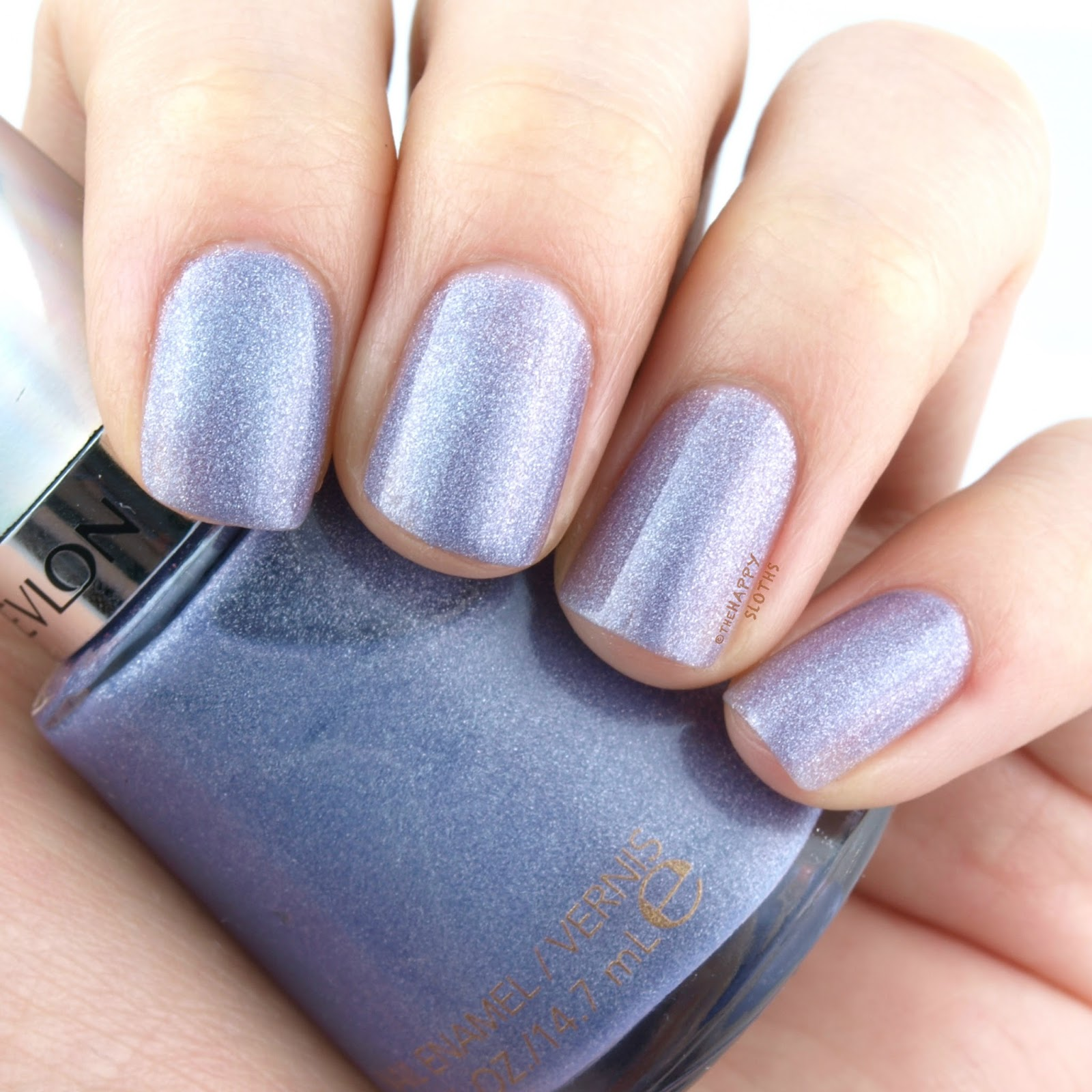 "Revlon Holochrome Nail Polish Collection in ""110 Unicornicopia"": Review and Swatches"
