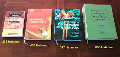 Bidang kajian biologi mencakup sangat luas sehingga para ilmuwan mempunyai spesifikasi tersendiri untuk mempelajari biologi secara parsial dalam memperoleh detail pengetahuan lebih luas. Kumpulan Pustaka Digital Ebook Biologi Terlengkap